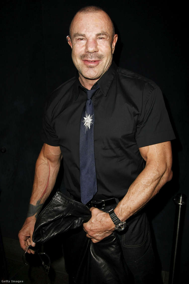Thierry Mugler 2010-ben