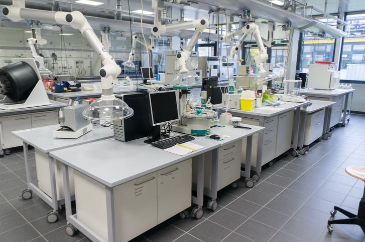 Ahol minden kezdődik: a labor