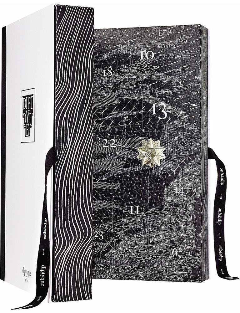 Párizsi parfüm mintákkal pakolta meg adventi naptárá a Diptique