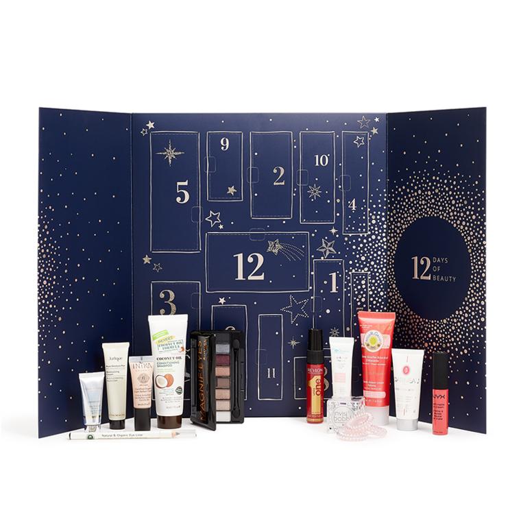 35 fontot, körülbelül 12 ezer forintot kér a Feel Unique a 12 napos adventi naptárjáért, amibe ajakrémet, hidratálót és szemfestéket is találtok.