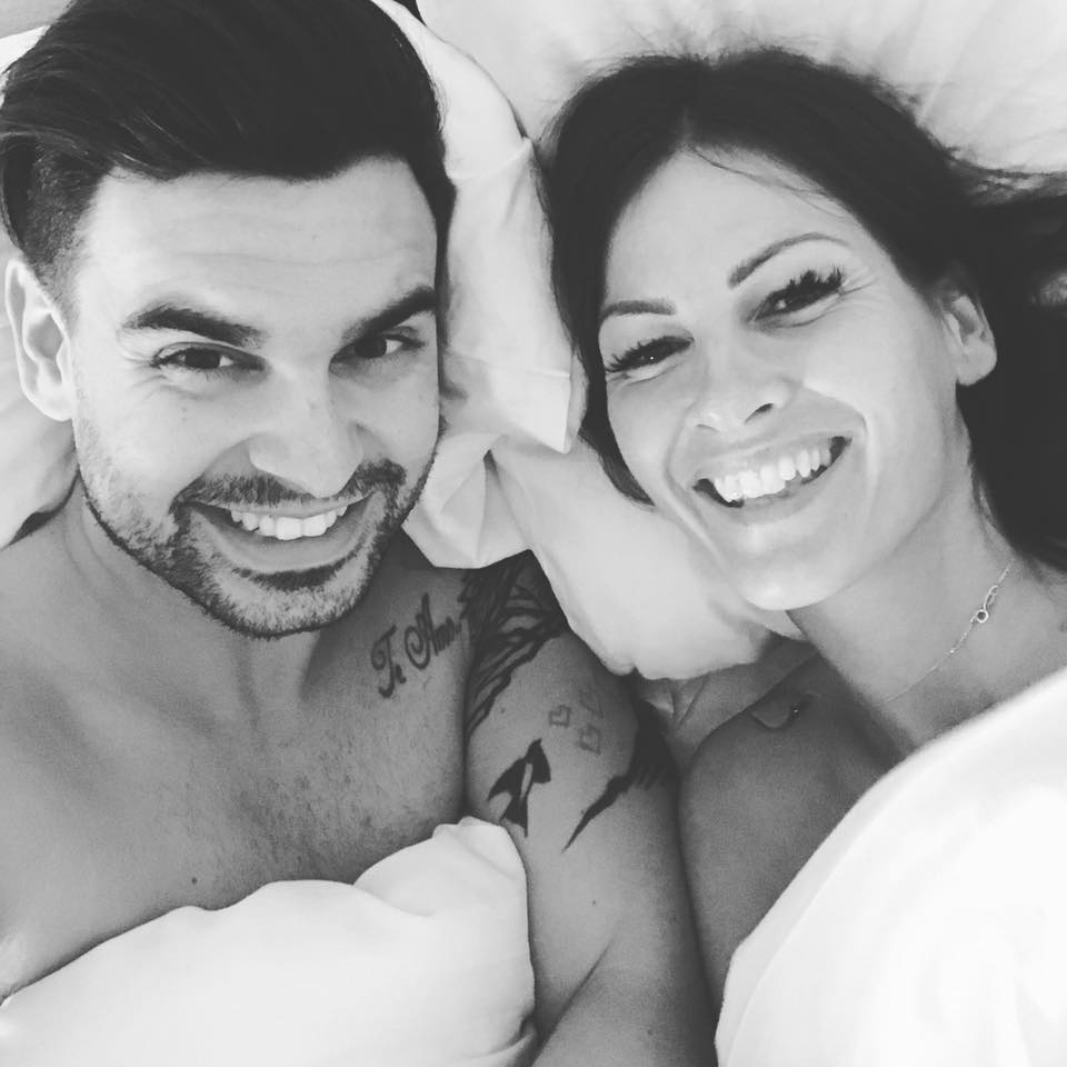 3d205dd6ae Horváth Tamás 2017 januárjában vette feleségül Andit a Maldív-szigeteken.