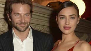 Bradley Coopernek és Irina Shayknak úgy bejött a babázás, hogy már készek a következőre