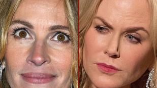 Így néznek ki a híres nők igazából, közelről