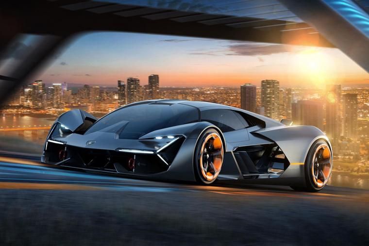 Ferruccio Lamborghiniről van szó, aki 1963-ban adta fejét autógyártásra