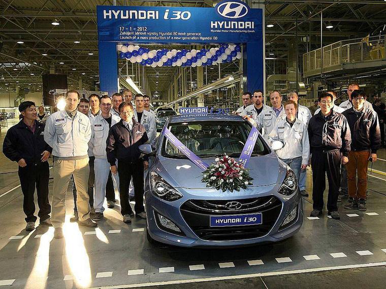 Viszont európai szemmel is egyre elfogadottabbak és az utakon egyre gyakoribbak a Hyundai személyautói is