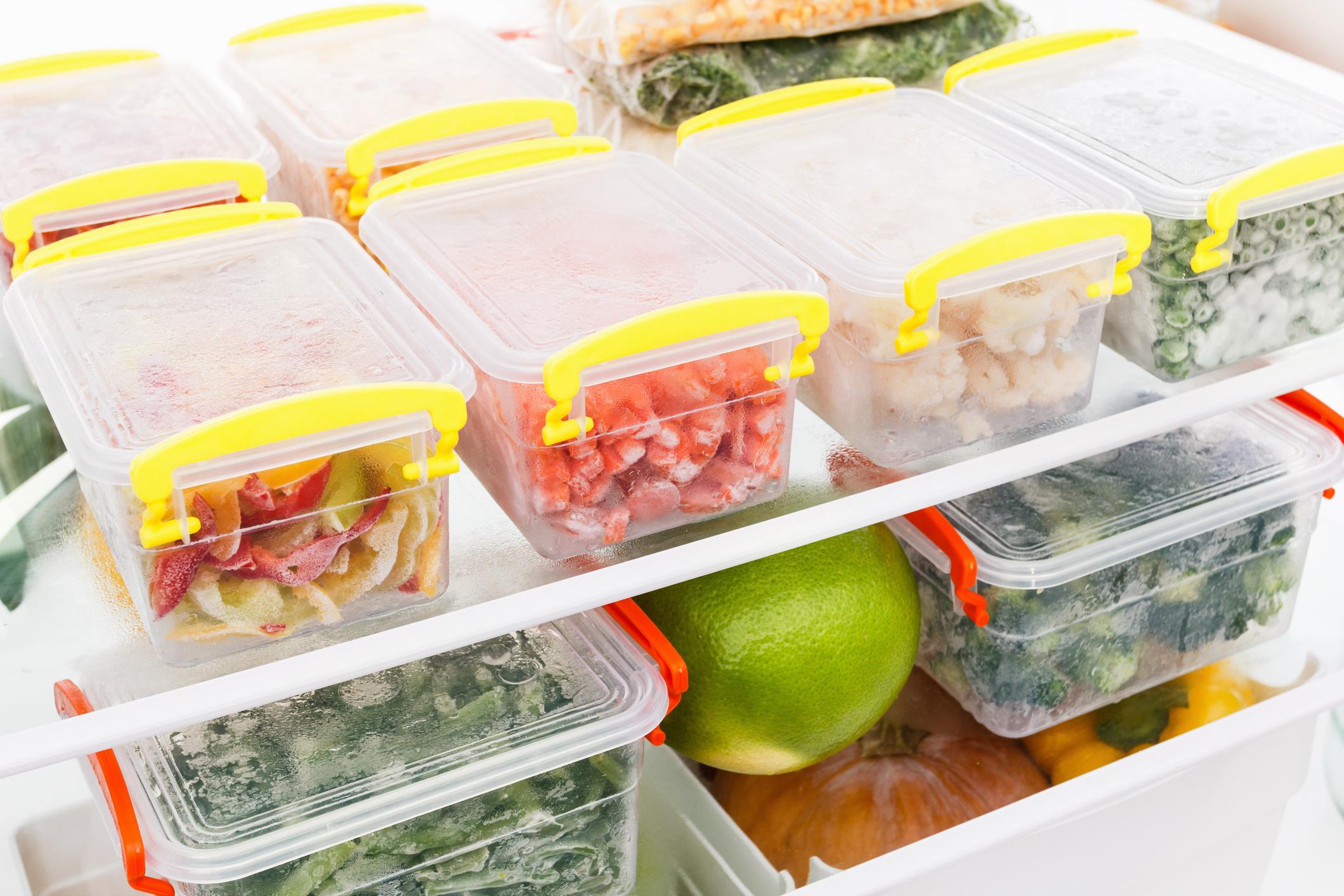 Fogyás hűtőszekrény. 9 konyhai tipp, hogy könnyebb legyen fogyni