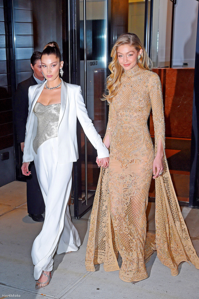 Az történt ugyanis, hogy testvérével, Bella Hadid ugyancsakmodellel a Glamour Women Of The Year eseményére igyekeztek New Yorkban, amikor