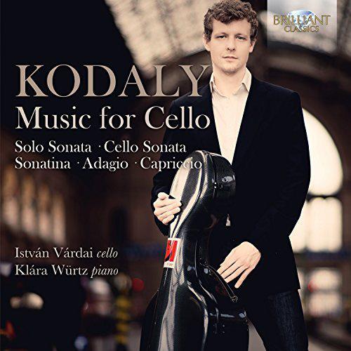 Kodály - Music for Cello / Brilliant Classics