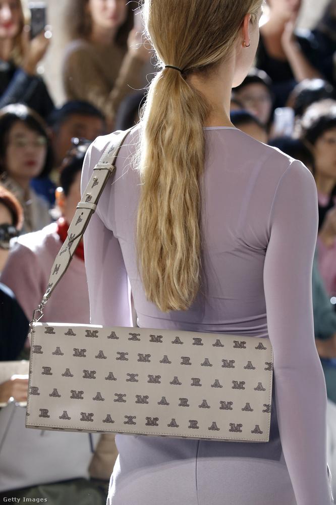 Jól láthatóan jövőre is felkapottak lesznek majd a Max Mara táskák.