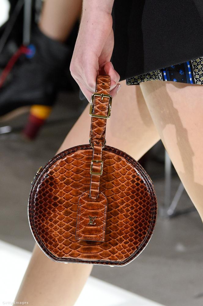 Marad a kör forma a Louis Vuitton szerint.