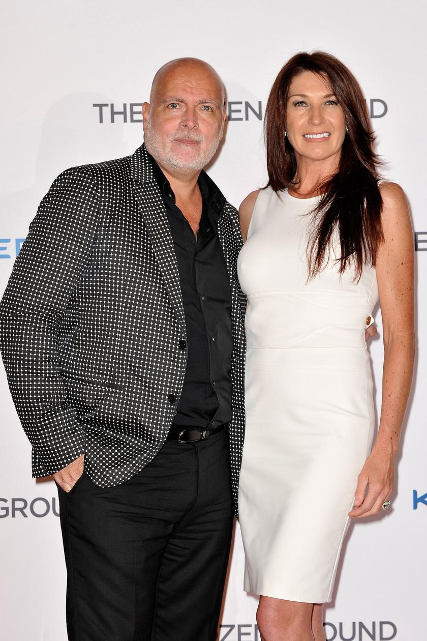 Gary Goldsmith és felesége, Julie-Ann