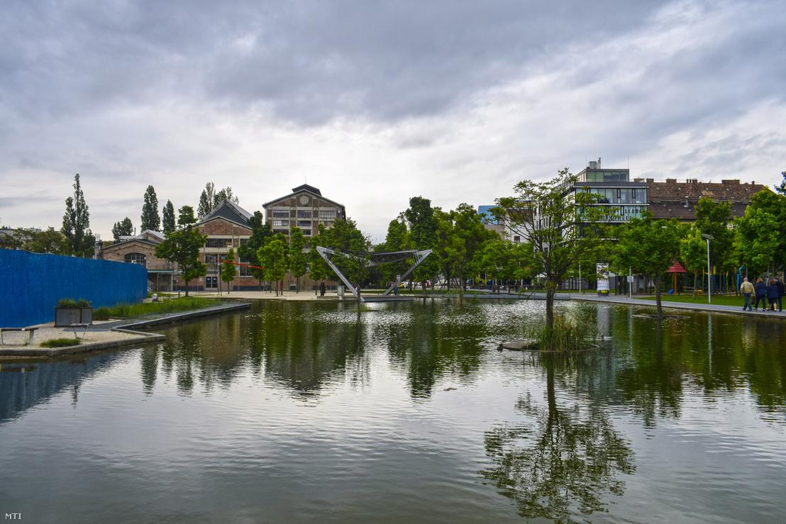 A Millenáris parkja