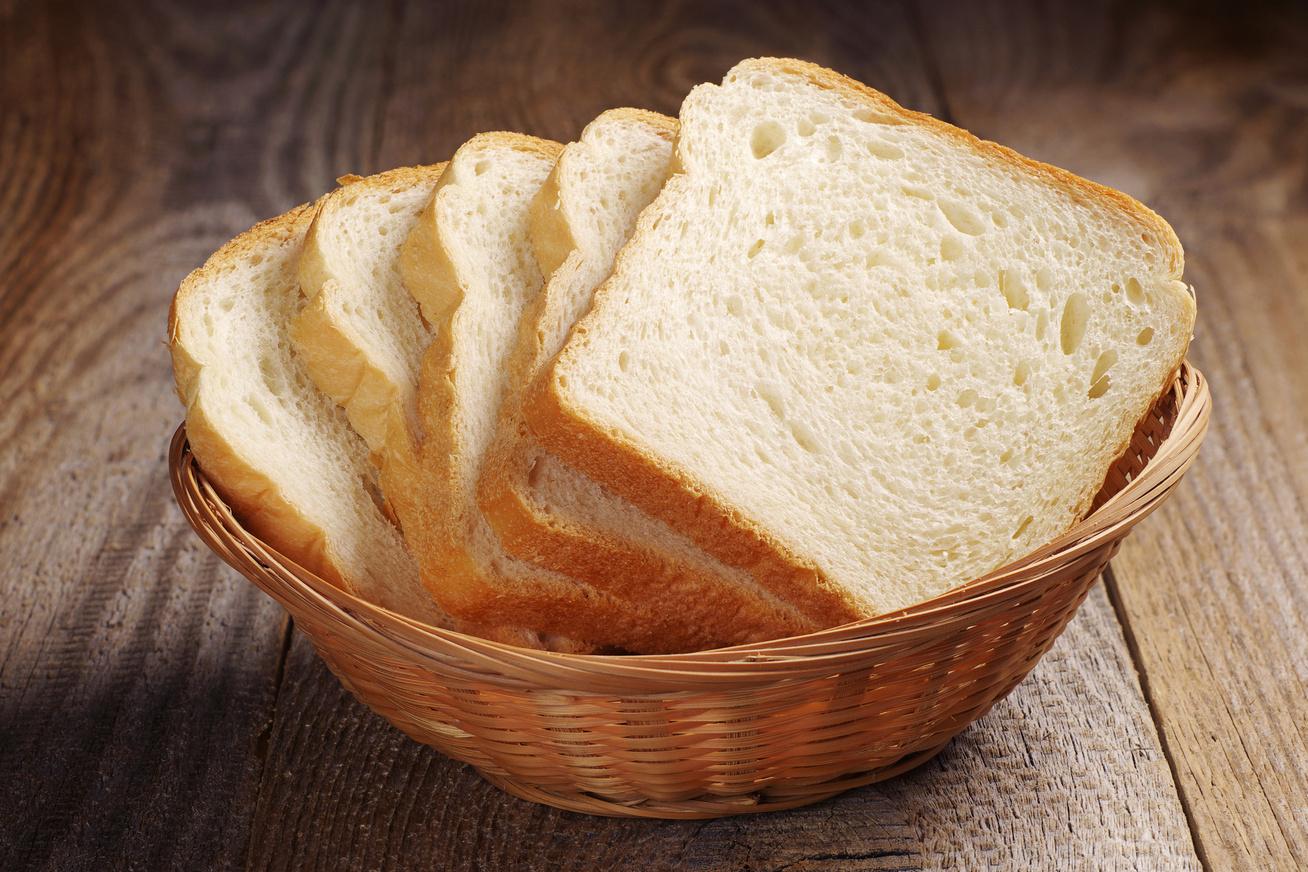 kosar feher kenyer