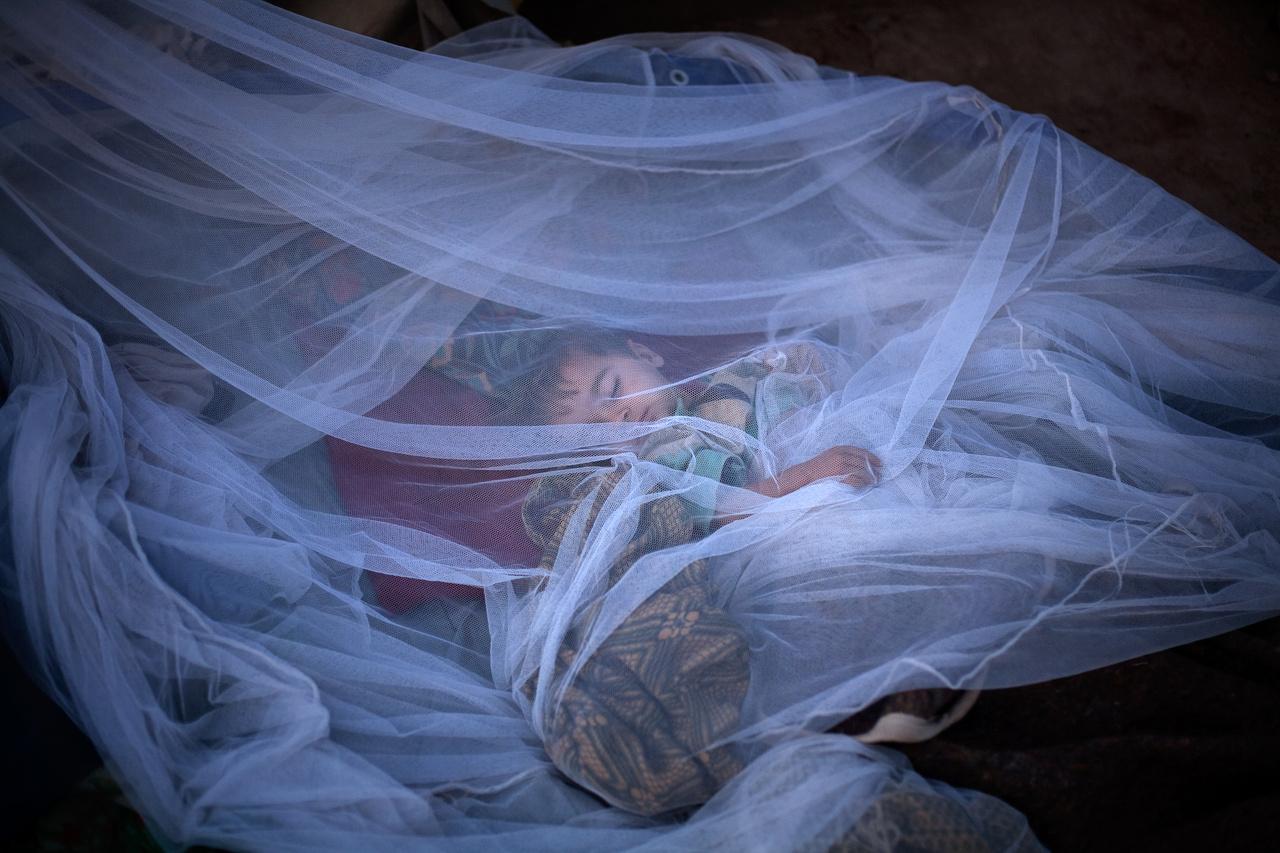 Egy otthonát elvesztő pakisztáni kisfiú alszik egy segélytáborban 2009-ben. Az északi törzsi területeken több mint 1,9 millió embernek kellett elhagynia az otthonát a kormányerők és az iszlamisták között fellángoló harcok miatt. Az akkori helyzettel itt foglalkoztunk részletesebben. A törzsi területek határán is rendszeresek voltak az elmúlt években a merényletek. A hadsereg újabb offenzívát indított az ottani iszlamista csoportok ellen, ami viszont az átszorításukkal Afganisztánban erősítette meg a tálibokat.
