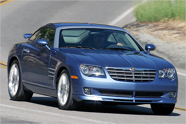 Chrysler-Crossfire-28045 schwestermodelle kw38 2010 27