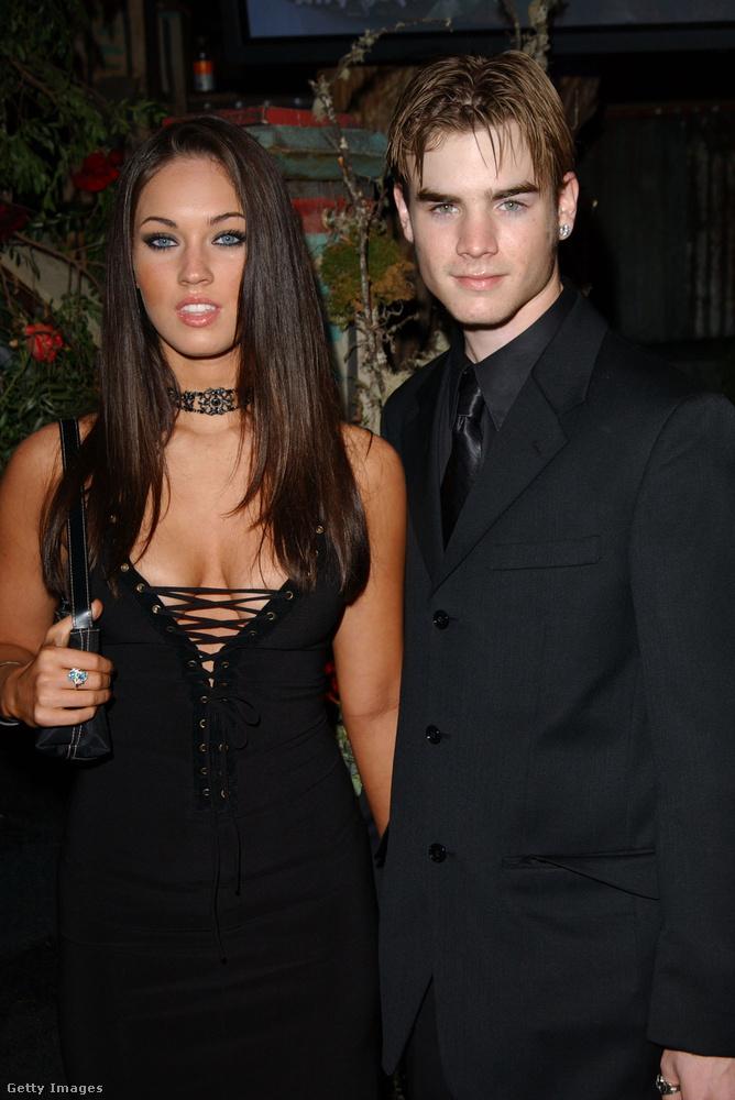 Megan Fox és David GallagherJó sok minden megváltozott mióta Megan Fox David Gallagherrel járt