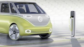 Kétezer gyorstöltőt telepít a Volkswagen az USA-ba