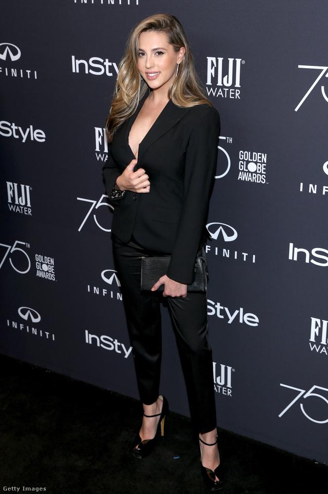 Ő pedig Sophia Rose Stallone