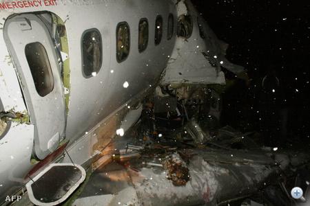A társaság egy  Boeing-727-es gépe 95 utassal és a személyzettel a fedélzetén, leszálláshoz készülődve lezuhant a Teherántól 700 km-re északnyugatra fekvő Urmia közelében 2011. január 9-én.