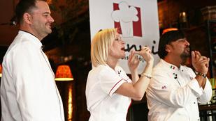 Luxusfeleség Babettet szúrtuk ki egy 2009-es közértes hakni anyagában