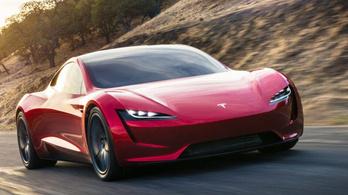 Tovább késik a Tesla über-sportkocsija
