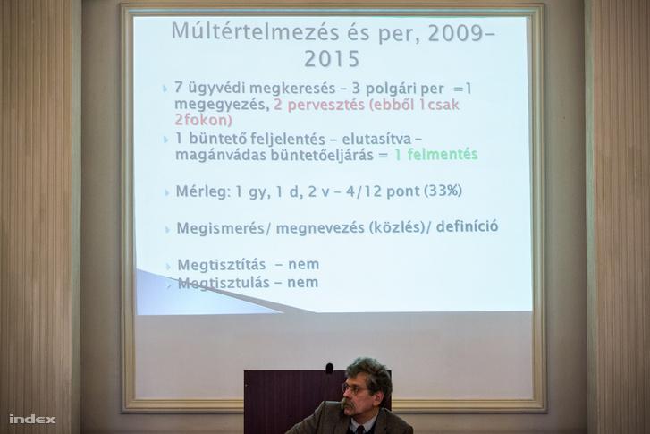 Zsoldos Attila akadémikus