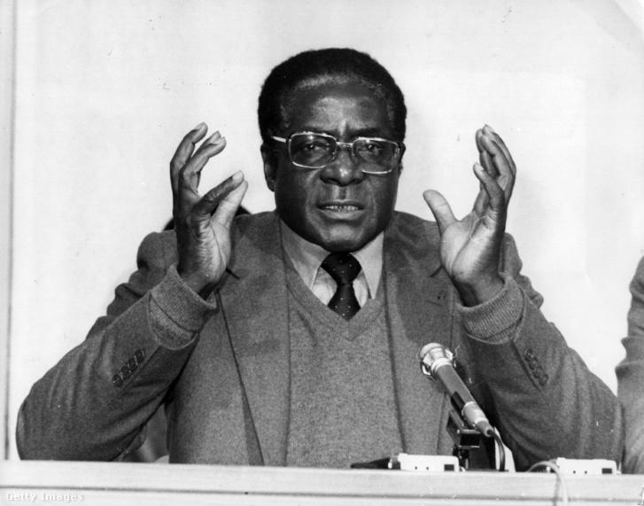 Robert Mugabe (1980)