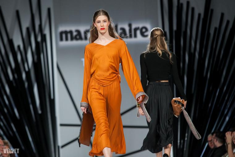 A szín, amit a '60-es években találtak fel és a '70-es évekre agyonhasználtak, és ami mindig, minden körülmények között retróhatást fog kölcsönözni bármilyen ruhadarabnak.
