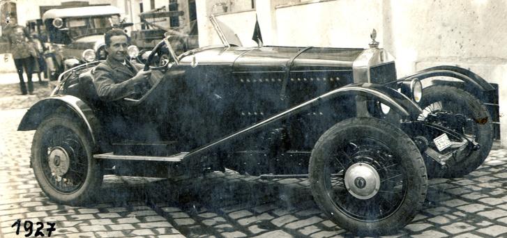 1927, magyar gyártású Magosix