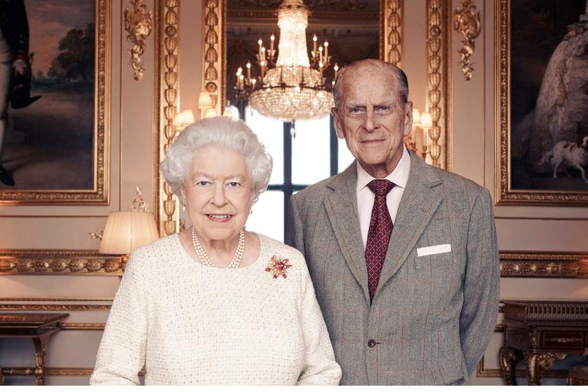 Erzsébet királynő meseszép menyasszony volt - Így ragyogott Fülöp herceg oldalán