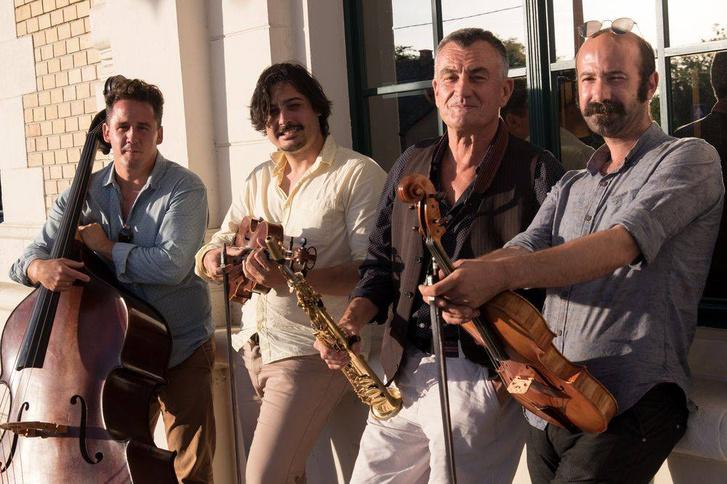 Dresch Vonós Quartet
