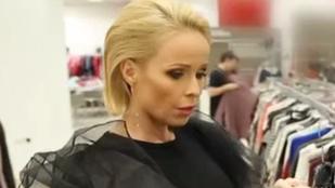 """""""30 ezerből nem lehet felöltözni"""" - luxusfeleségek reszketése a turkálóban"""