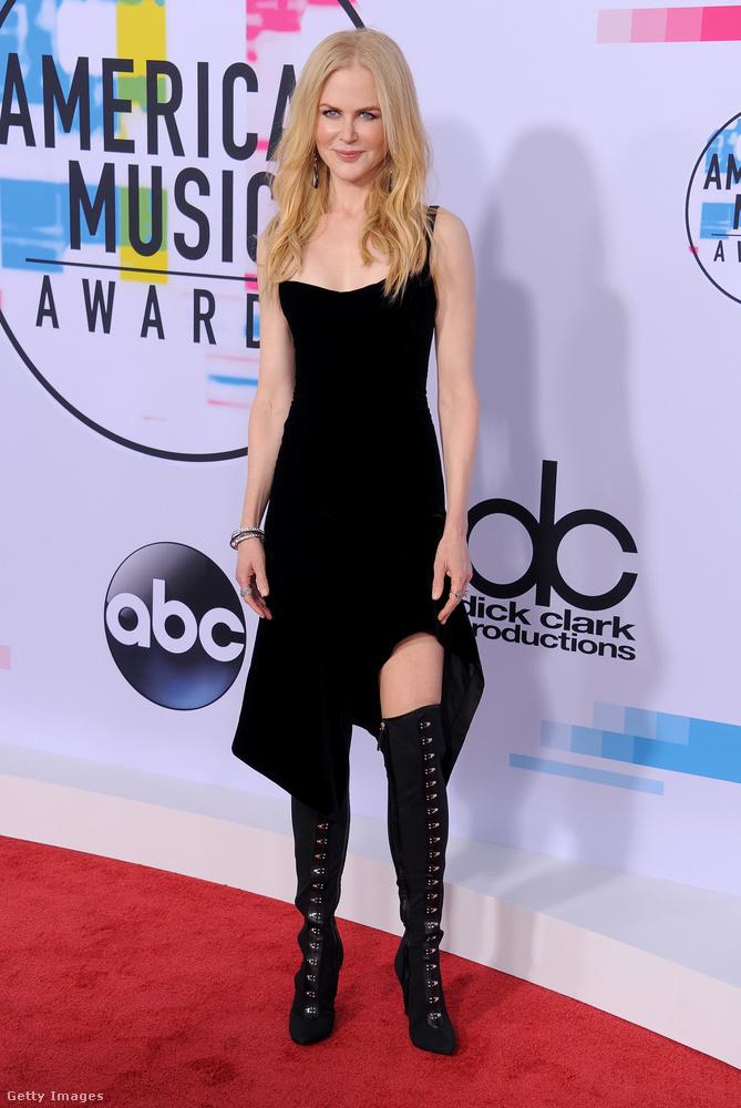 Váratlanul dögös rovatunk bemutatja: Nicole Kidman!
