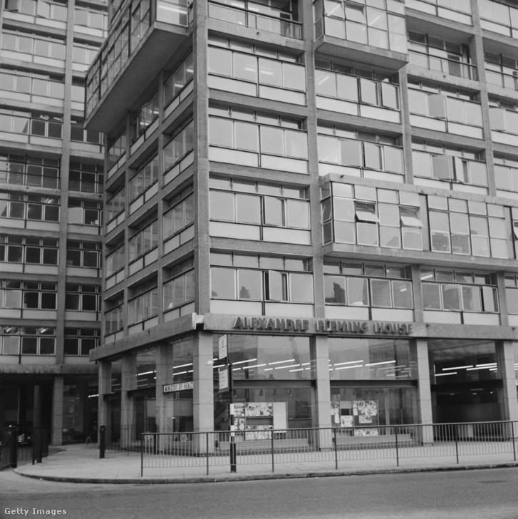 Az Alexander Fleming House 1965-ben a brit egészségügyi minisztérium székháza lett