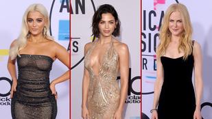 Na ki volt a legszexibb az American Music Awardson?