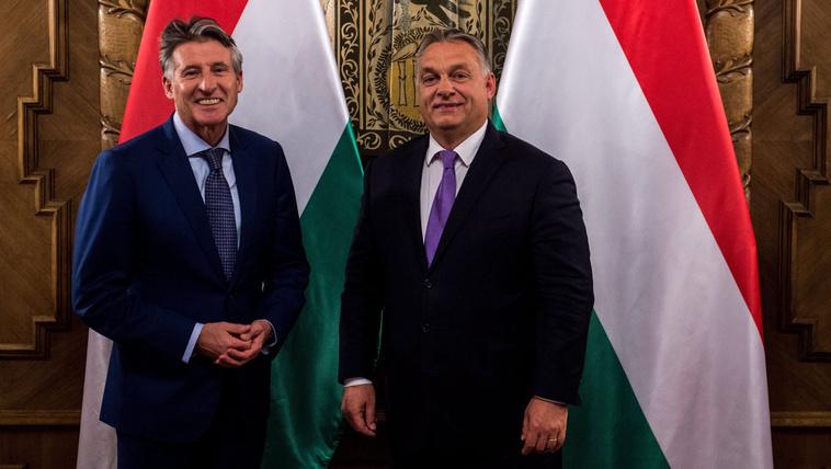 Senki sem akarja annyira az atlétikai vb-t, mint Orbán