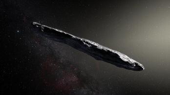 Lehetséges magyarázatot találtak az Oumuamua alakjára