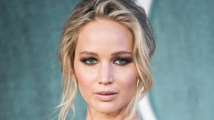 Jennifer Lawrence még mindig nem tudta feldolgozni, hogy kiszivárogtak a meztelen fotói a netre