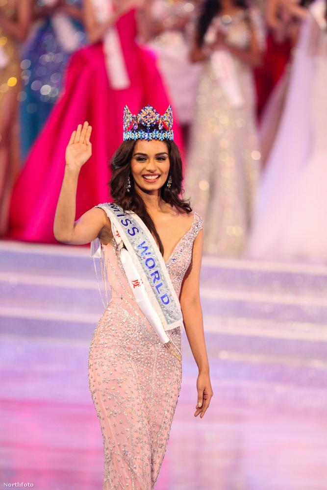 Múlt szombaton megtartották a Miss World döntőjét, amin egy fiatal indiai nő, Manushi Chhillar győzött