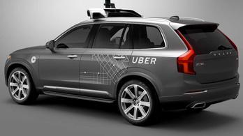 Megszabadul önvezetést fejlesztő részlegétől a Uber