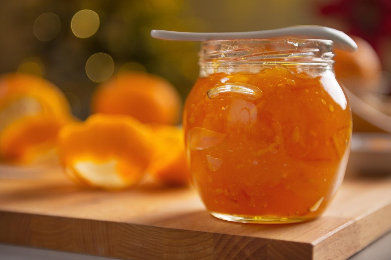 A legfinomabb narancslekvár receptje