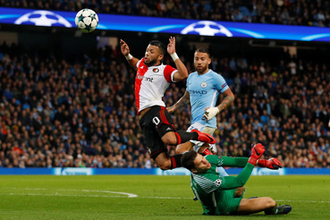 Manchester City - Feyenoord
