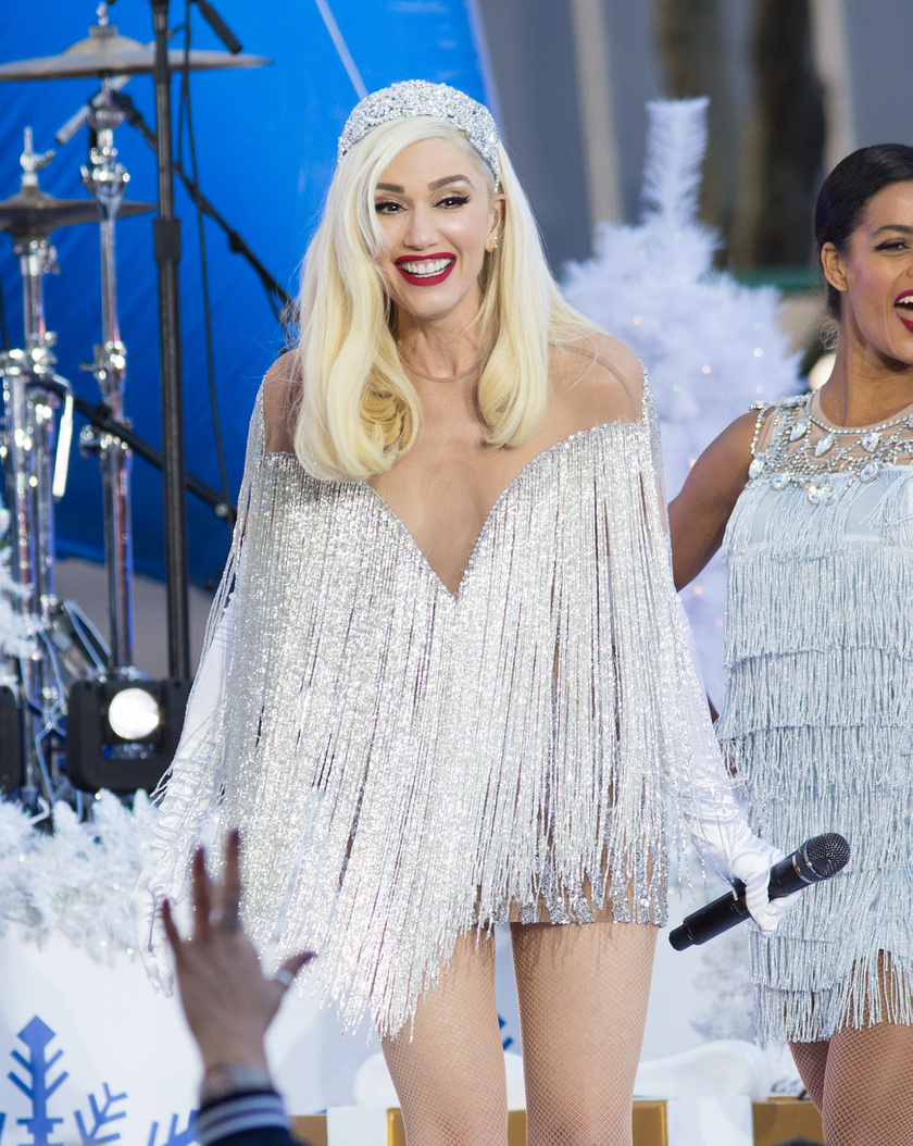 Mintha leradírozták volna Gwen Stefani vonásait - ijesztően néz ki a botoxtól.