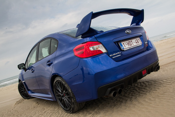 Jövőre eltűnik Európából a leggyorsabb Subaru