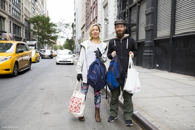 Hát így lett Jennifer és Sandy hajléktalan lakástulajdonos