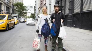 Vettek egy lakást, hogy hajléktalanok legyenek