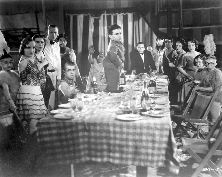 Tod Browning: Szörnyszülöttek
