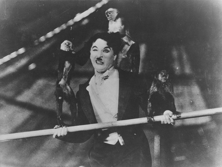 Chaplin: Circus