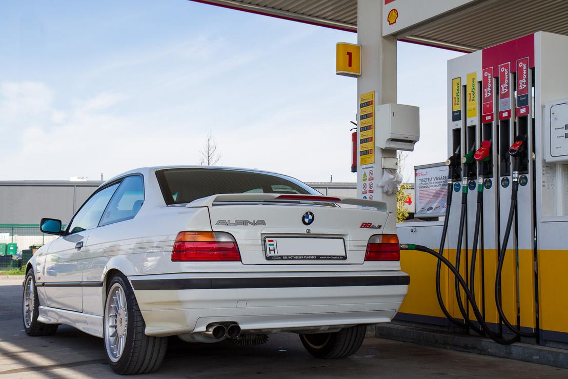 Fogalmazzunk úgy, a B8 a benzinkutasok barátja