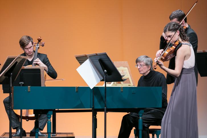 A Concerto Armonico Budapest október 31-i koncertje a Zeneakadémián